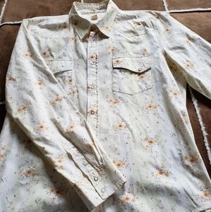 Vintage Castro Man western shirt